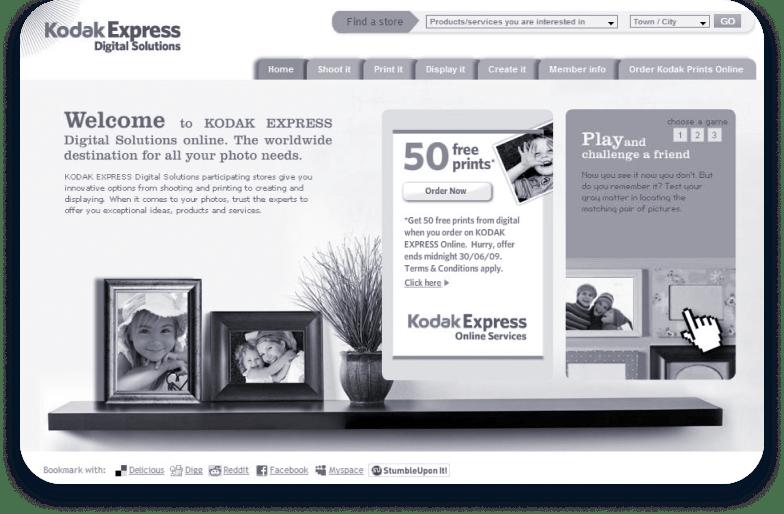 Kodak Express Project