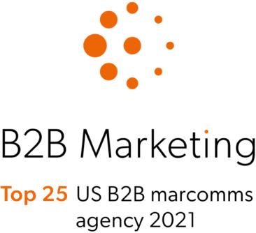 Top 25 US B2B Marcomms Agencies